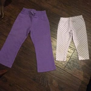 Other - Purple 4t bottoms